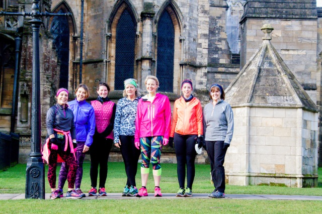 What running has taught me about myself – miles with michelle