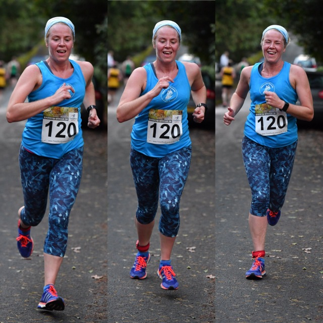What can we learn from a race photo about our running form? – miles with michelle