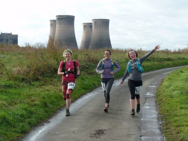 Mud, motorways and mates (and an appearance from Bon Jovi): The Warrington Way Ultra – miles with michelle